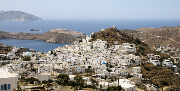 Ios island. Golden sunny beaches, and affordable!
