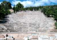 Ancient Greek theater Argos