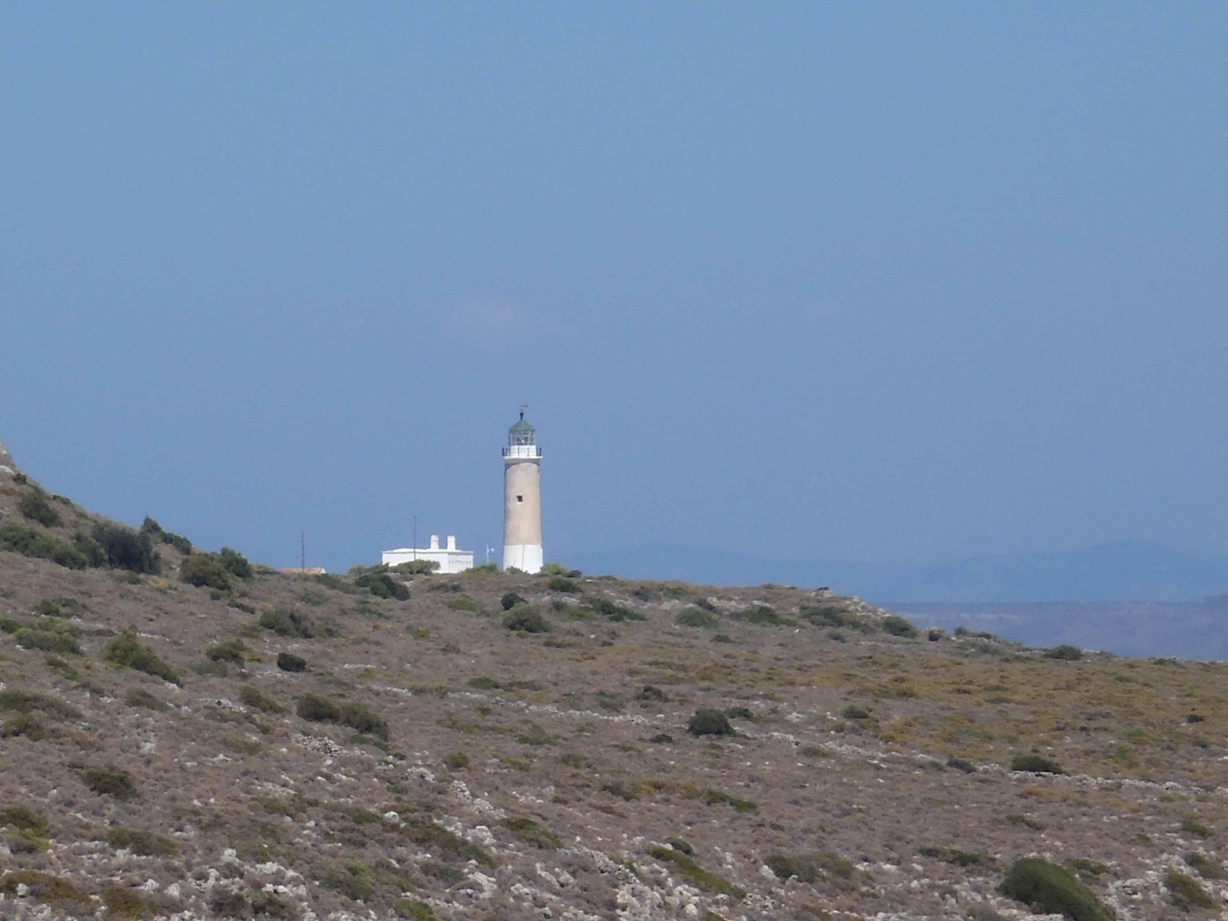 Hiking in Kythera, Greece