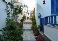 Hiking in Kythnos island