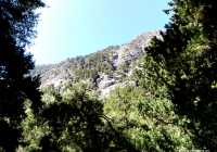 Hiking in Samaria Gorge, Crete