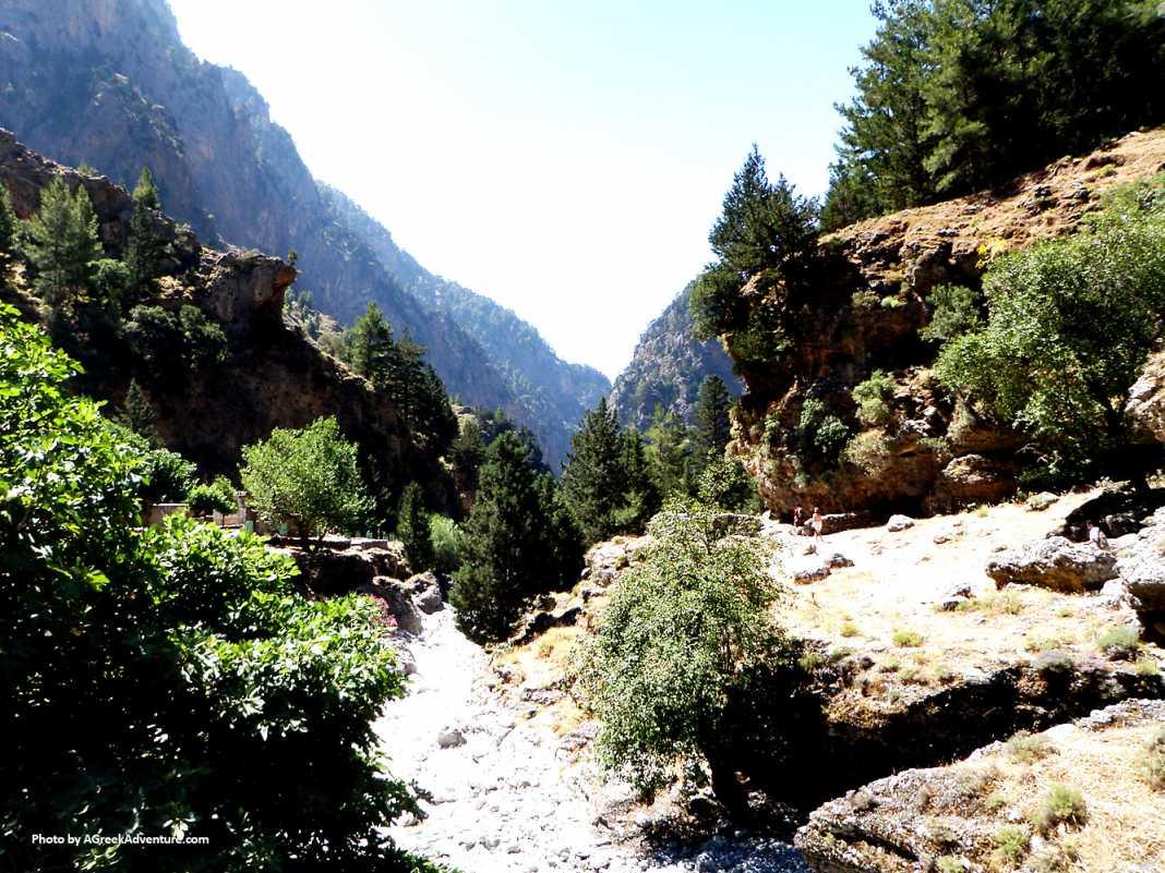 Hiking in Samaria Gorge, Crete – A Greek Adventure
