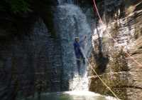 Canyoning Greece Mount Kissavos 1