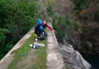canyoning pelion