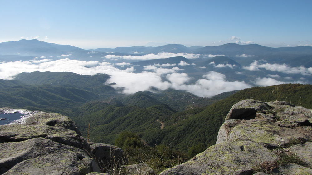 Hiking in Greece: Rhodope Mountain Range