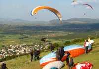 paragliding greece