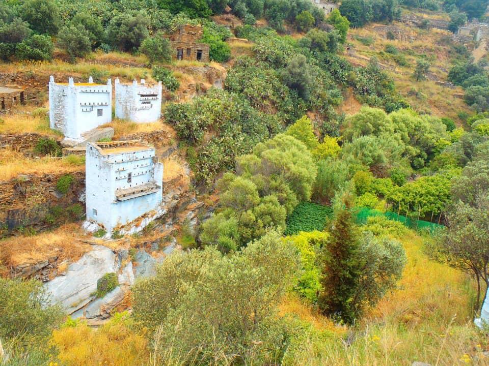 Tinos Greece Hiking
