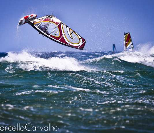 windsurfing tony frey