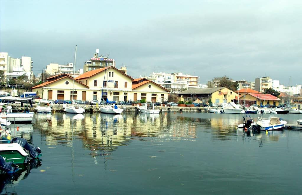 alexandroupoli greece, By Mpb eu (Own work) [CC-BY-3.0 (http://creativecommons.org/licenses/by/3.0)], via Wikimedia Commons