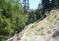 Evia Greece hiking and trekking