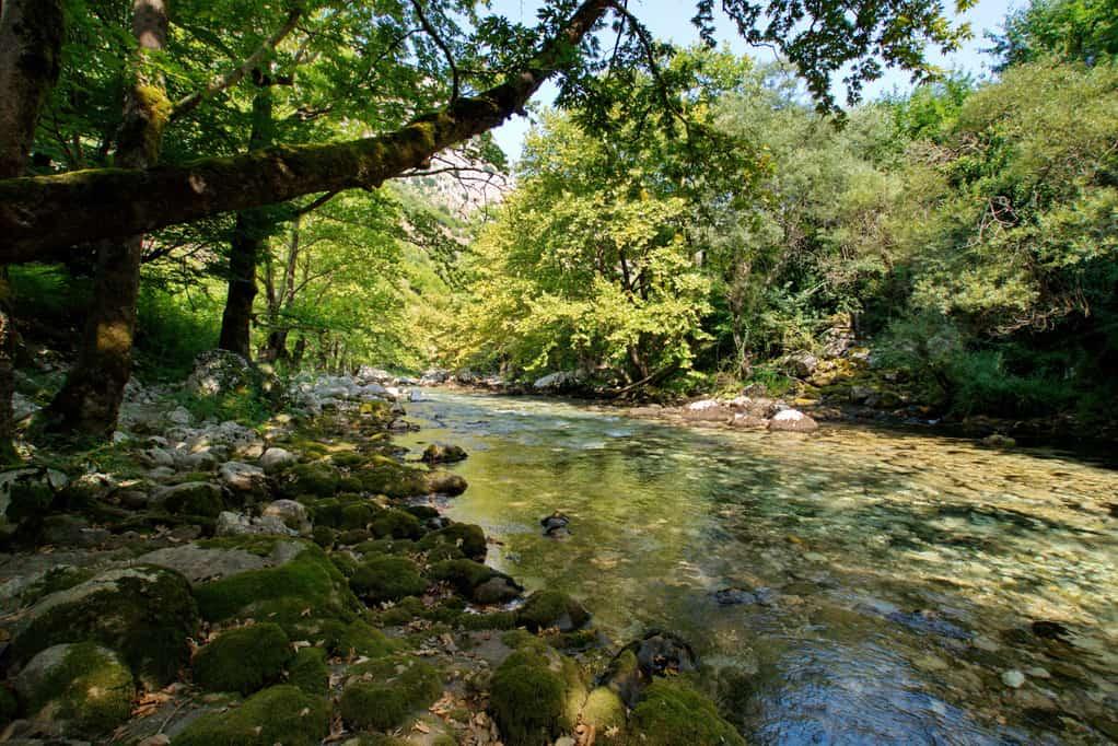 zagorohoria greece