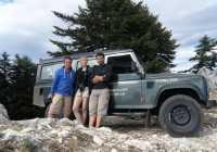 jeep safari kefalonia greece