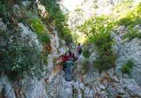 leonidio greece gorges