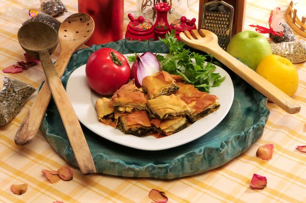 Cooking Greek Food Recipes