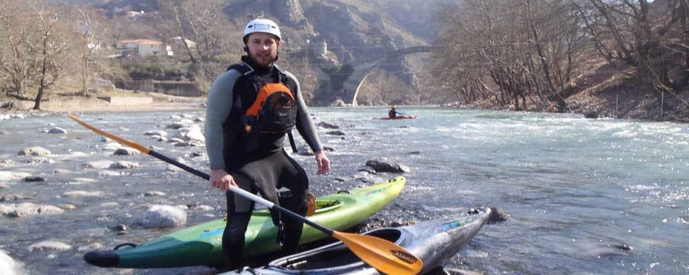 epirus kayak