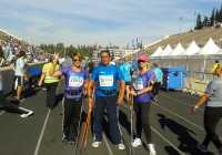 nordic walking greece
