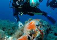 scuba diving paros