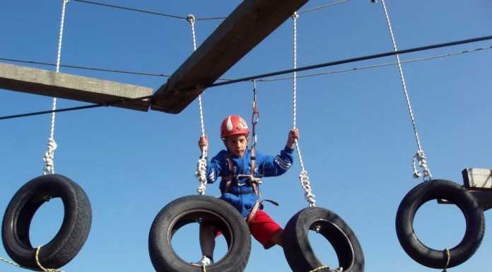vrondou activities park