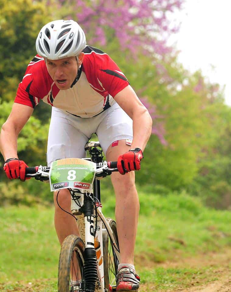 alex petroutsos cycling