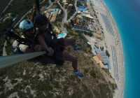 paragliding lefkada