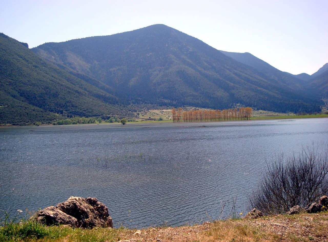 Lake Stymfalia