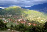 Panorama village