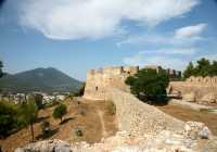 chalkida castle