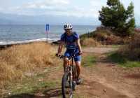 Cycling Evia