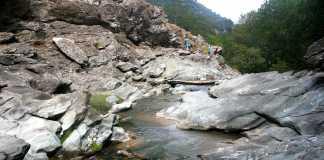dimosaris gorge