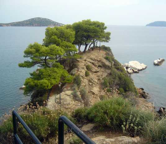 Hiking Skiathos Greece