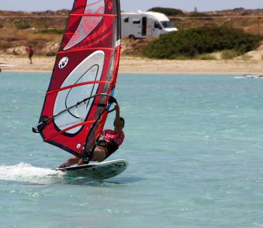 Karpathos windsurfing