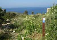 Hiking Patmos Greece
