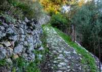 Trekking Perachori – Nymphs Cave Ithaca Greece