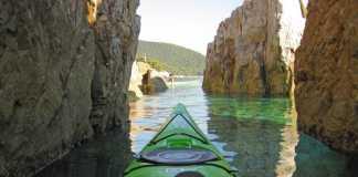 Sea Kayaking Skopelos