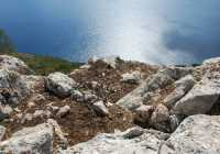 Trekking Aetos-Acropolis of Alalkomenes,Ithaca