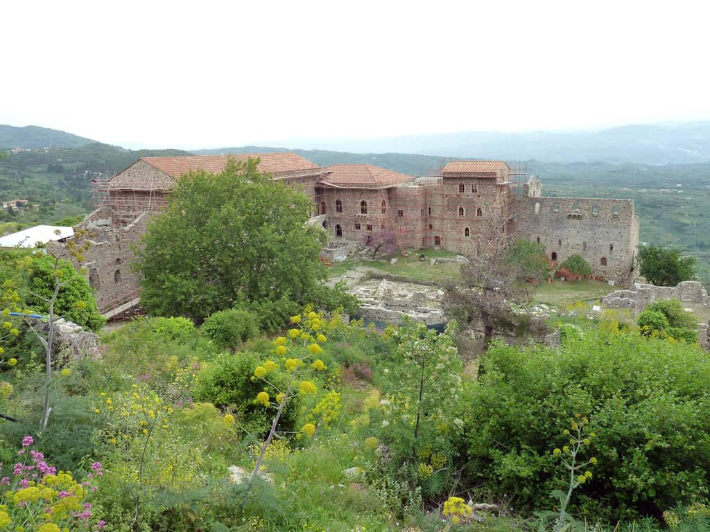 Mystras, Laconia – AGreekAdventure - Adventure Travel Blog