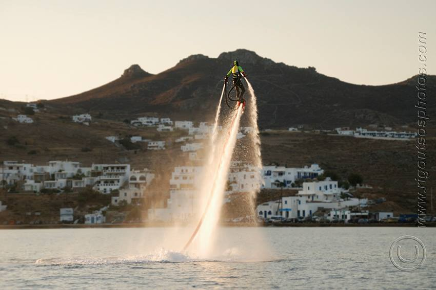 serifos flyboard