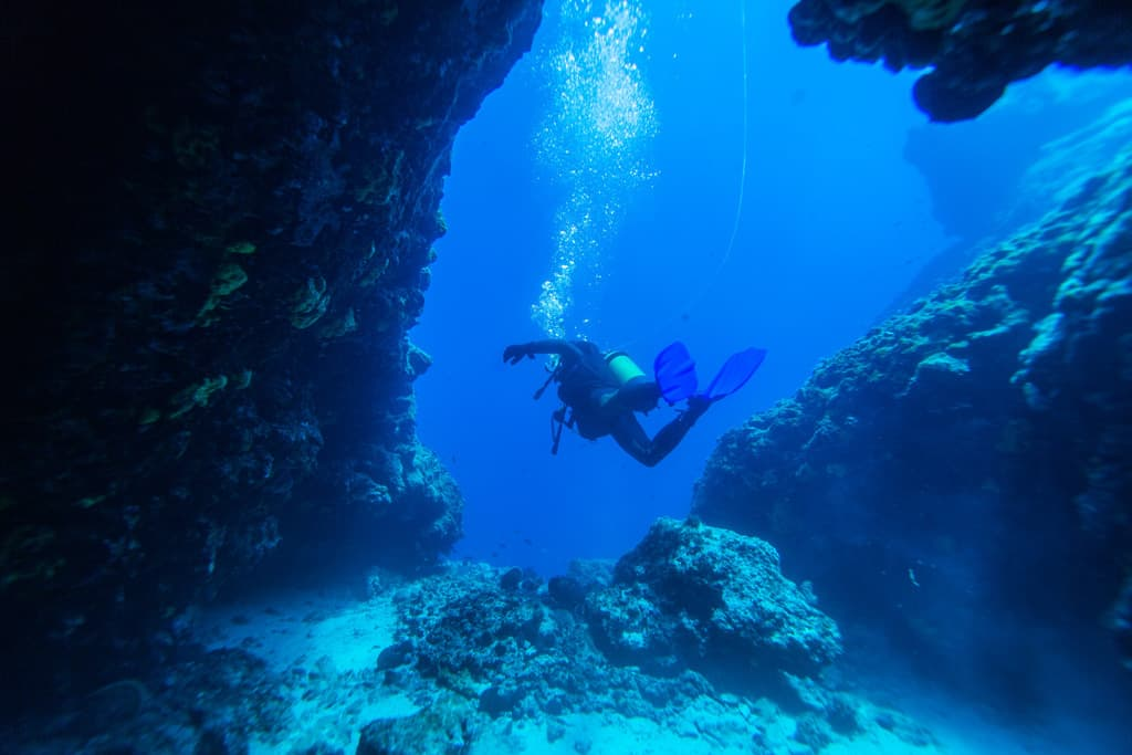 Scuba diving and snorkeling skopelos greece for Dive centres