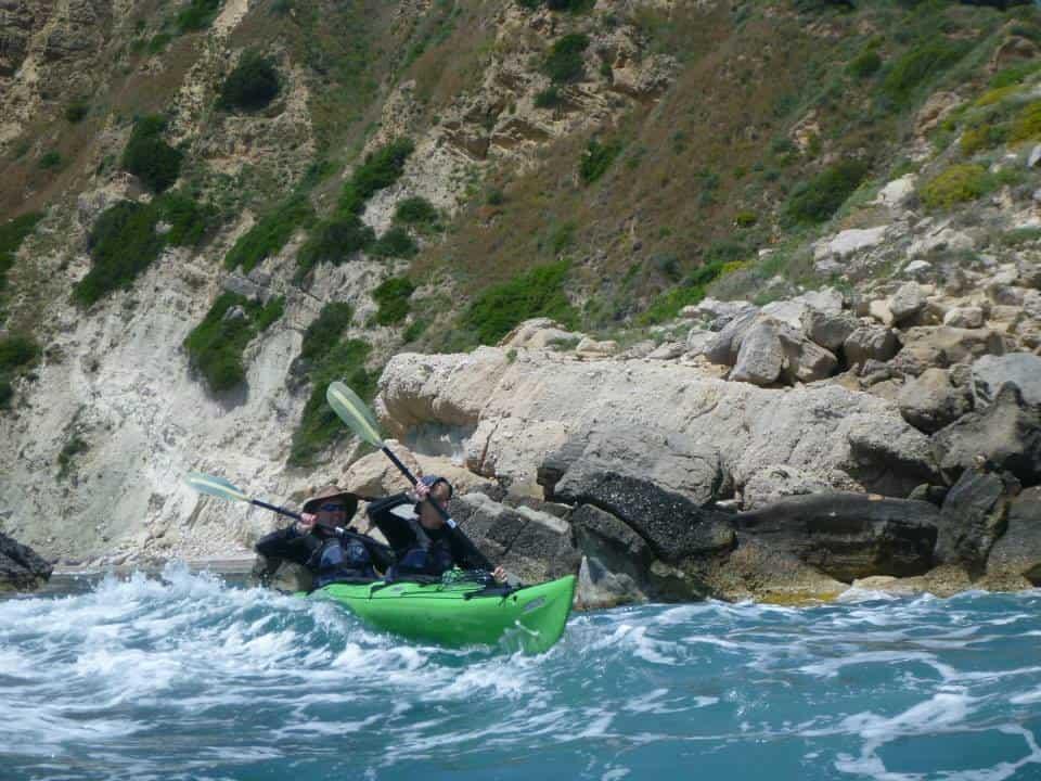 Sea Kayak Kefalonia
