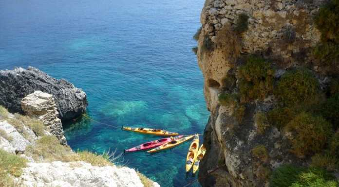 Sea Kayak Kefalonia