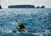 Sea Kayaking Messinia