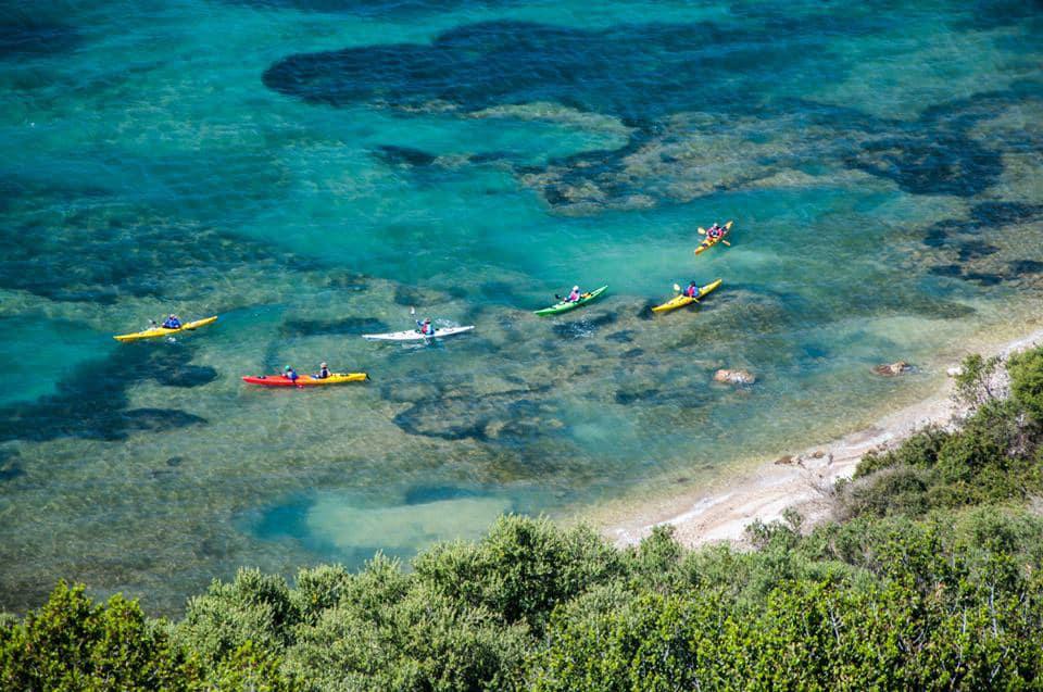 Sea Kayaking Messinia Greece Agreekadventure Adventure