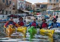 Sea Kayaking Messinia