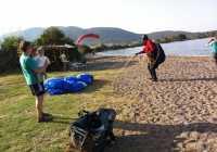 Paragliding Epidavros