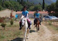 Horse Trekking Corfu