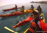 Sea Kayak Crete