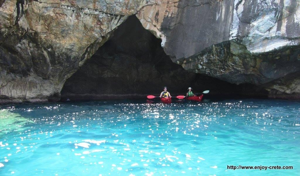 Sea Kayak Crete - Greek Kayaking Tours
