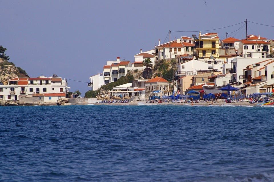 Samos Greece