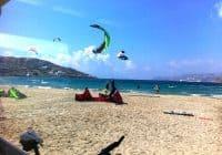 Kite Surfing Mykonos