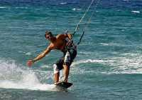 Kitesurfing Windsurfing Kos Greece